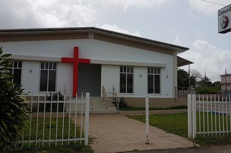 Iglesia Comunidad Cristiana en Arecibo