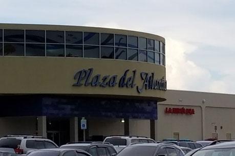 Plaza del Atlántico
