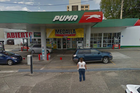 Puma Gas Station